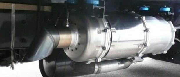 Servicio de limpieza filtro de partículas profesional