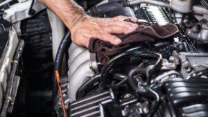 Empresa de venta de recambios para motores profesional