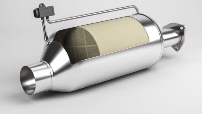 Empresas de filtro de partículas profesional