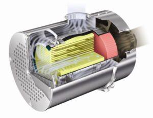 Servicios de limpieza de filtro de partículas