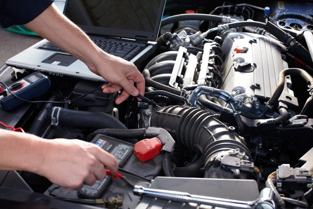 Empresa de recambios para motores con garantía
