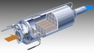 Servicios de limpieza filtro de partículas profesional